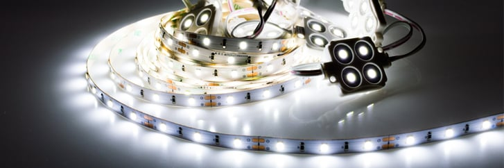 Купить светодиодный уличный прожектор ip65 в Ханты